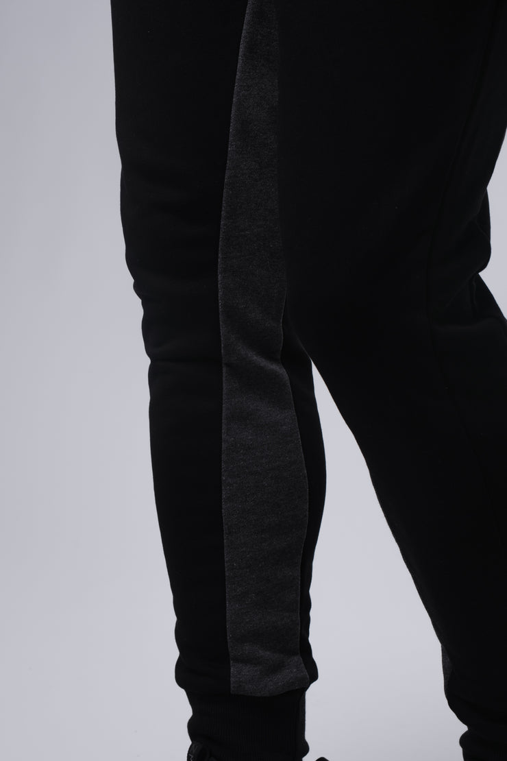 BLACK STEEL CHEVY II FLEECE JOGGERS