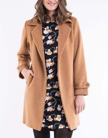 ELM Marigold Coat - 40% OFF