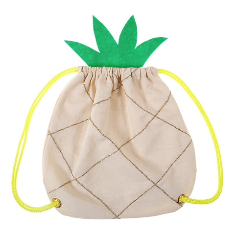 Meri Meri Pineapple Backpack