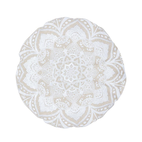 Bungalow Living Madala Round Cushion