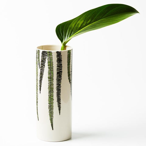 Boston Fern Vase