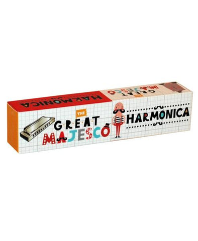 The Great Majesco Harmonica
