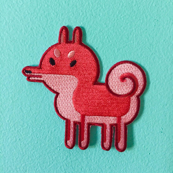 Good Boy Sheebs - Shiba Inu Patch