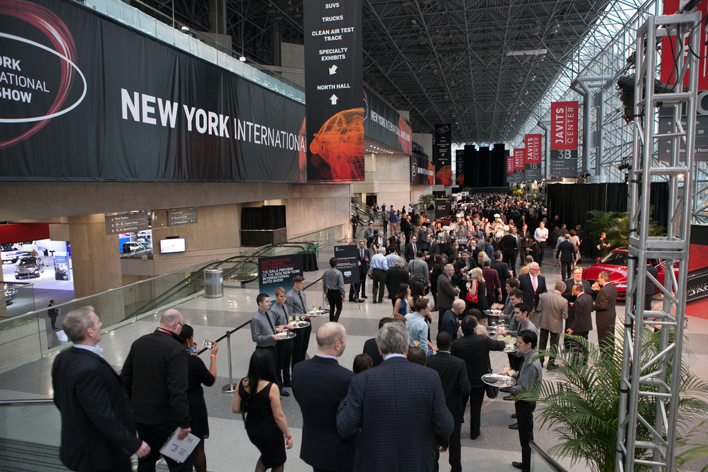 FUMIKODA at the New York International Autoshow Gala Preview