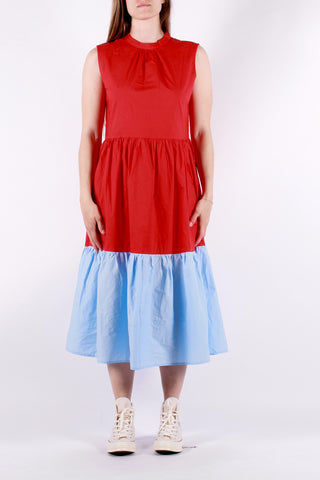 Anonyme - Dafne Clarisse Dress - Red