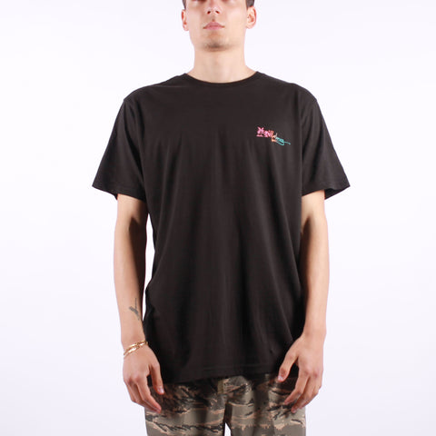 Billabong - Crayon Wave SS Tee - 19 Black