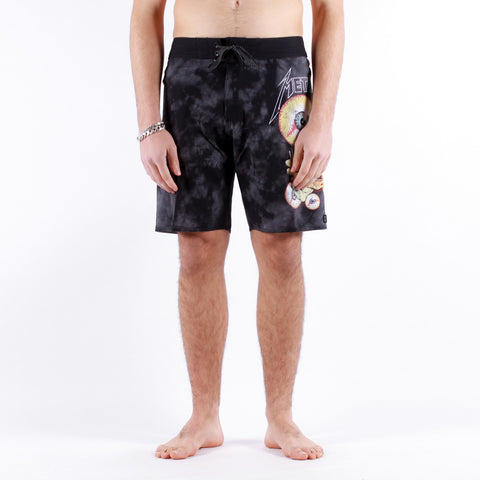 Billabong - Metallica Shortest Straw - 19 Black