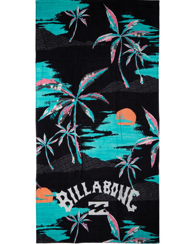 Billabong - Waves Towel - 19 Black