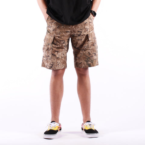 Carhartt - Aviation Short - Camo Combi Desert