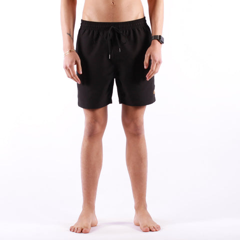 Carhartt - Chase Swim Trunk - Black Gold