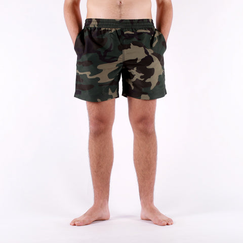 Carhartt - Drift Swim Trunks - Camo Laurel