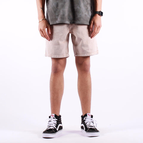 Carhartt - Newel Shorts - Dusty H Brown
