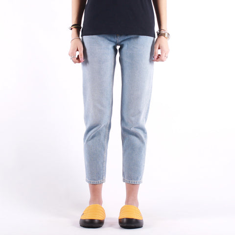 Carhartt - W Page Carrot Ankle Pant - Blue Light Stone
