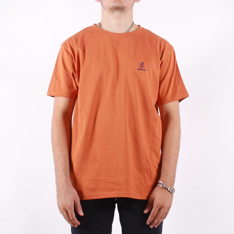 Gramicci - Big Runningman Tee - Orange