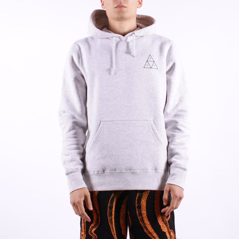HUF - Essential TT PO Hoodie - Athletic Heather