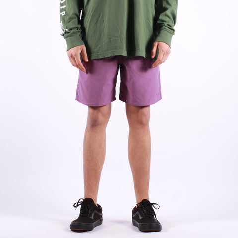 HUF - Fuck It Intl Short - Plum