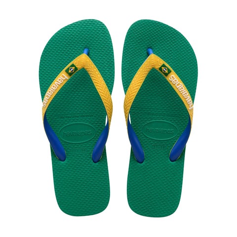 Havaianas - Brasil Mix - Tropical Green