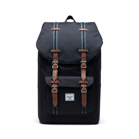 Herschel - Little America - Black Black Tan