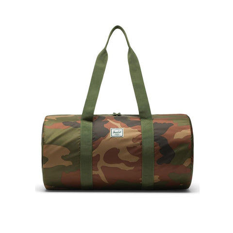 Herschel - Packable Duffle - Woodland Camo