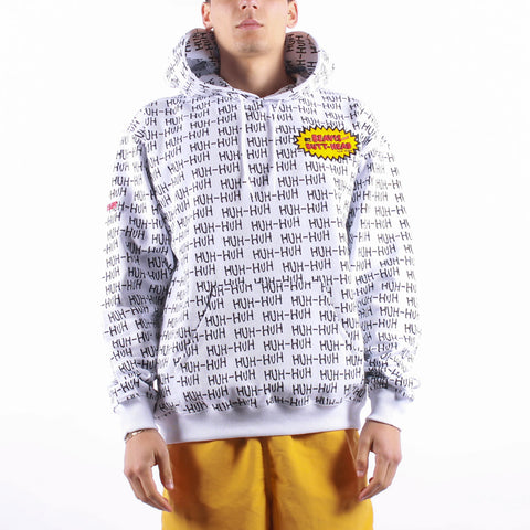 Iuter - Beavis and Butter Ignorant Hoodie - White