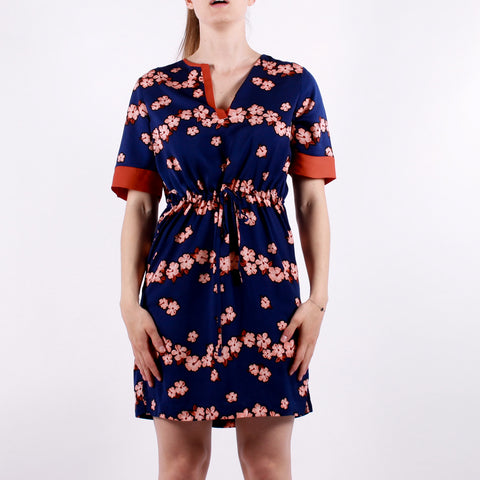 Maison Scotch - Woman Dress - Flower Multi