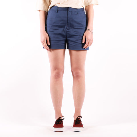 Maison Scotch - Woman Short - 1755 Blue