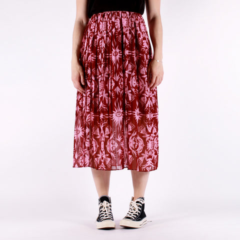 Maison Scotch - Woman Skirt - 0218 Flower Multi