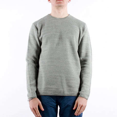 Minimum - Reiswood 2.0 Jumper - Sea Spray Melange