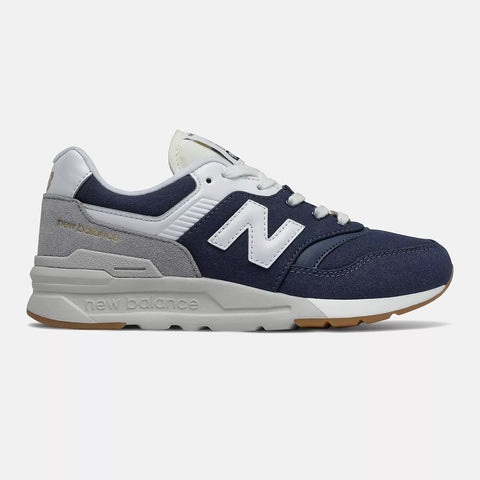 New Balance - Scarpa Bambino 997 H - Navy with Grey