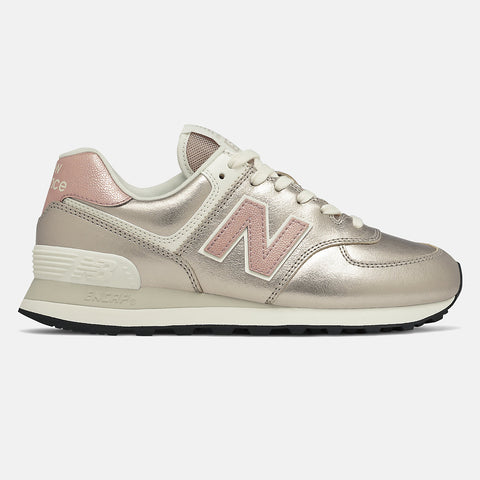 New Balance - Scarpa Donna 574 - Rose with Sea Salt