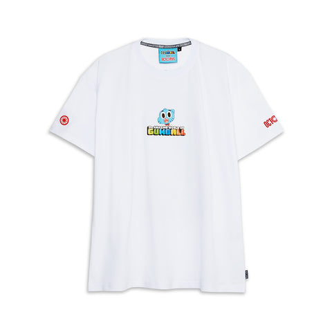 Octopus - Gumball World Tee White