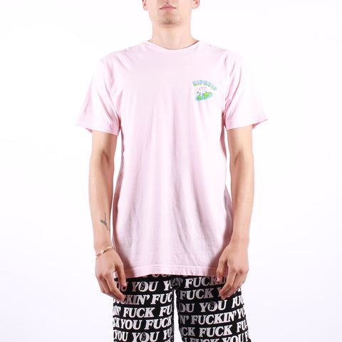 Rip n Dip - The World Is Your Tee - Light Pink