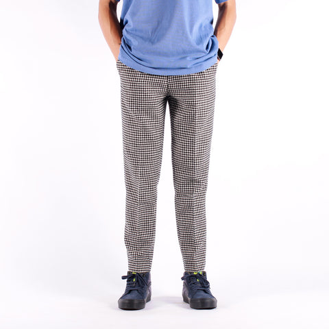 Scotch and Soda - Man Wool Pant - Pied de Poull