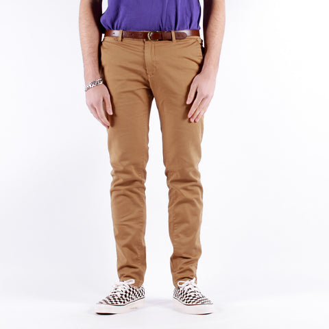 Scotch and Soda - Mott Pant - 0768 Caramel