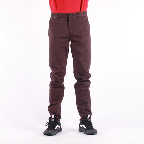 Scotch and Soda - Stuart Pant - 3499 Aubergine