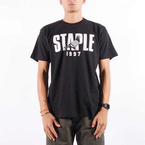 Staple - College T-Shirt - Black