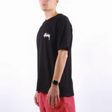 Stussy - Peace Sign Tee - Black