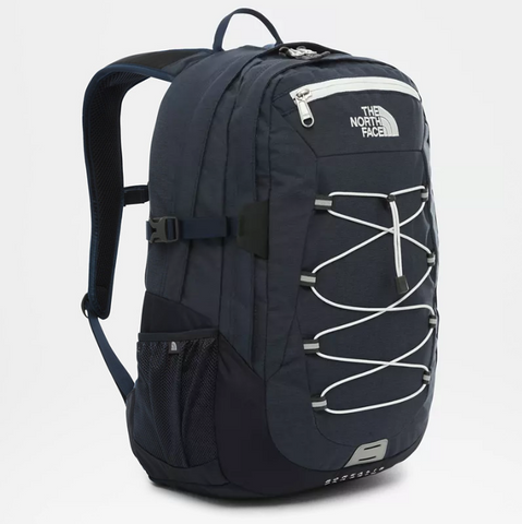 The North Face - Borealis Classic - Urban Navy Light Heather TNF White