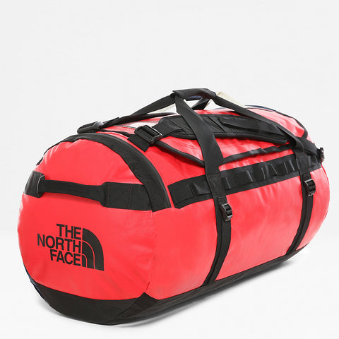 The North Face - Base Camp Duffle L - Tnf Red Tnf Black
