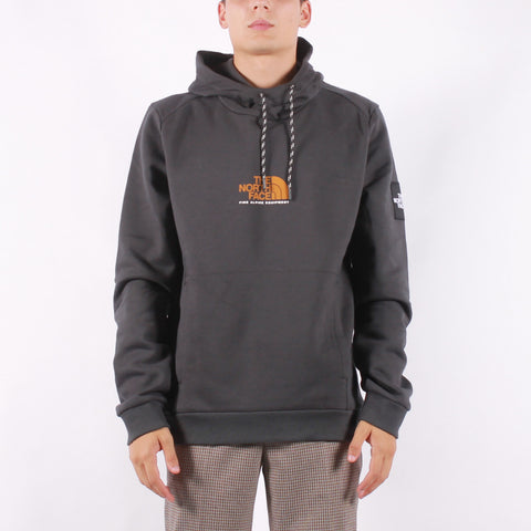 The North Face - M Fine Alpine Hoodie - Asphalt Grey