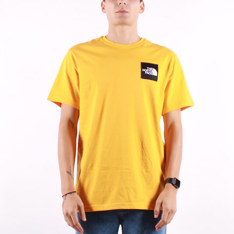 The North Face - M Snow Maven Tee - Summit Gold