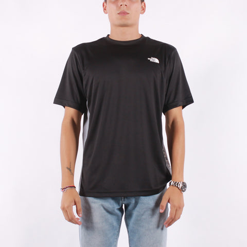 The North Face - M Tnl Hybrid SS Tee - Tnf Black