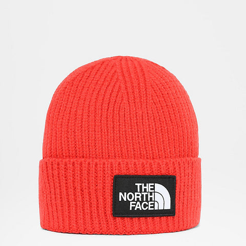 The North Face - TNF Logo Box Cuf Beanie - Flare