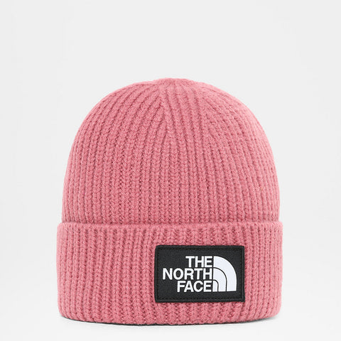 The North Face - TNF Logo Box Cuf Beanie - Mesa Rose