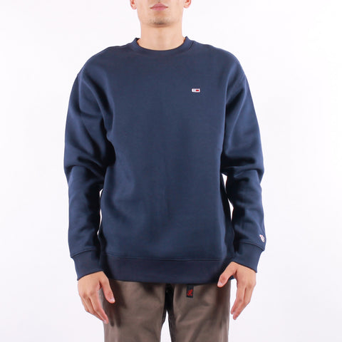 Tommy Jeans - Tommy Classic Crew - Twilight Navy