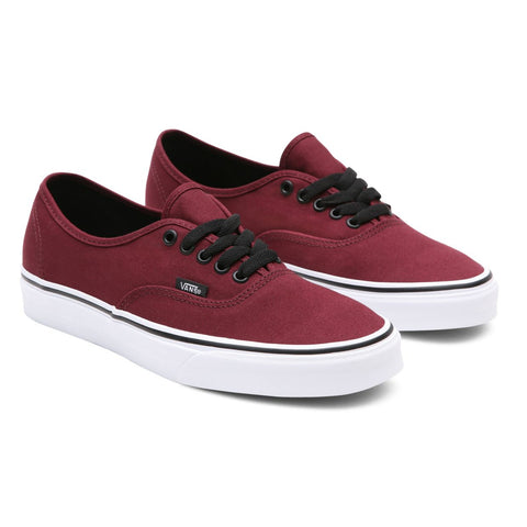 Vans - Authentic - Port Royale Black