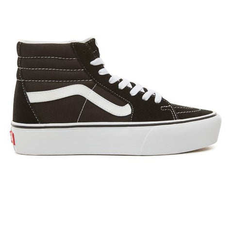 Vans - Sk8-HI Platfor - Black True White