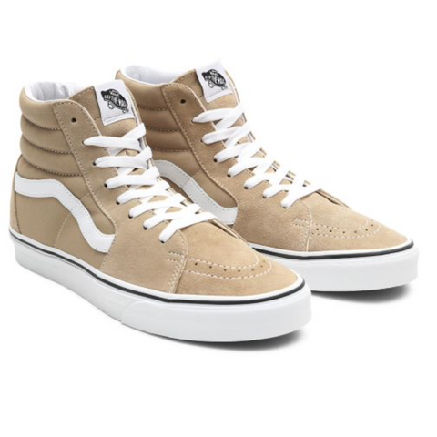 Vans - Sk8-Hi - Incense True White