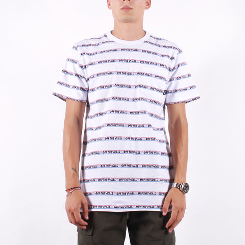 Vans - Vans Dimension Tee - White