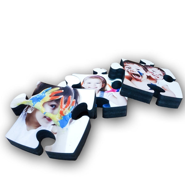 Jigsaw puzzle for dye sublimation